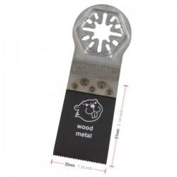 Zaagblad Bi-Metaal Starlock 35 mm (1)