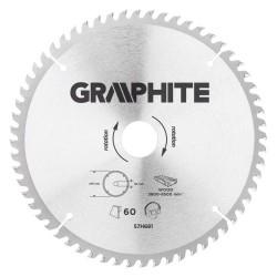 216-30 60T Hout Cirkelzaagblad Graphite