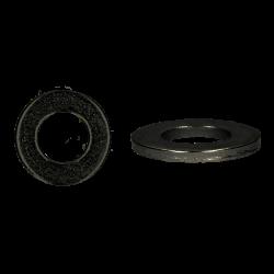 M6 Sluitring Blackline Zwart