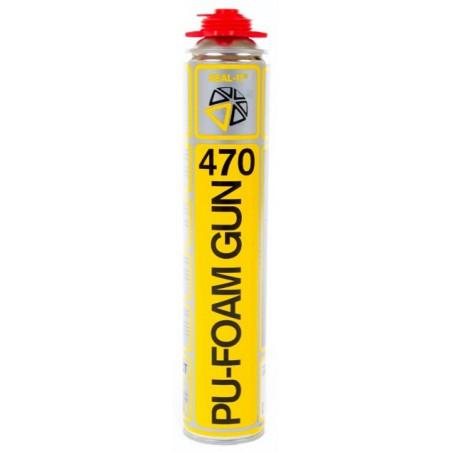 Pistoolschuim 470 PU-Gun 750 ml